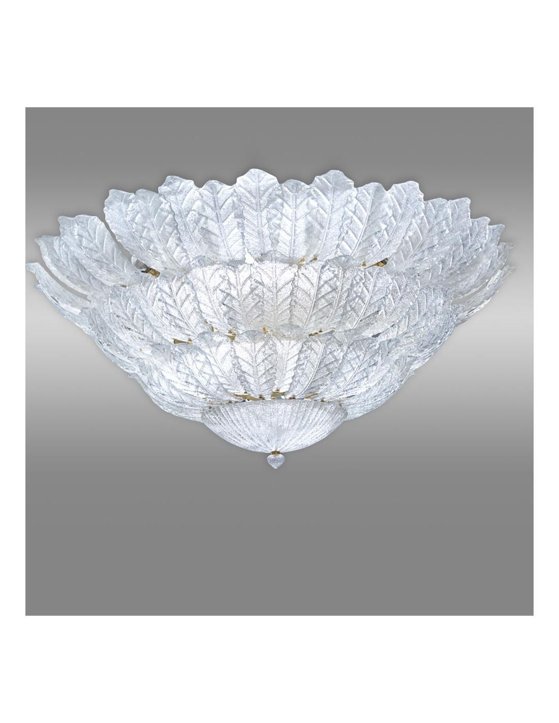 Tritone graniglia cristallo cristalleria murano for Graniglia di vetro
