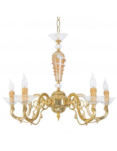 Cambridge - Baroque chandelier in...