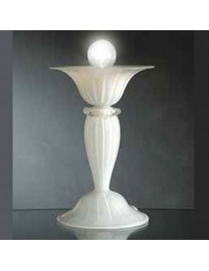 Murano glass lamp Giorgione model