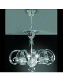 Murano glass suspension Tintoretto model