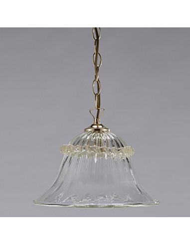 Classic Murano glass suspension Belzoni model