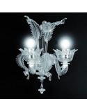 applique classica in vetro di murano modello Muranese