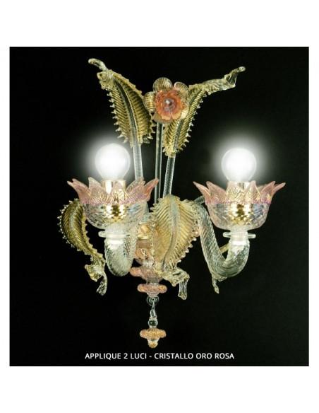 Murano gold (applique)