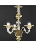 Murano glass chandelier model Tiepolo