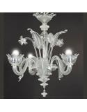 Lampadario classico veneziano modello Muranese
