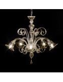 Gentile Murano glass chandelier...