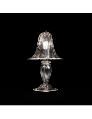 Murano glass lamp Tintoretto model