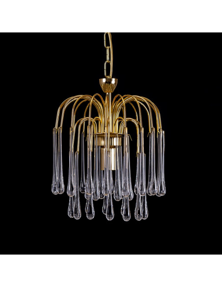 "Suspension Lamp ""Dew Drops"""
