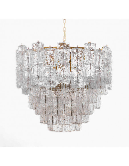 Murano chandelier model Raphael