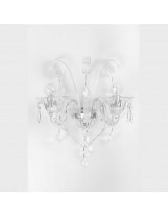 Applique in vetro di Murano mod: Acqua Alta