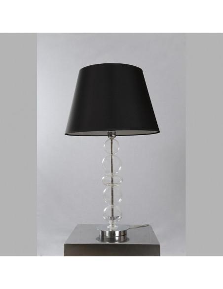 Lampe en verre de Murano, mod: Juno