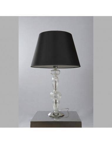 Lampada in vetro di Murano mod: Ortensia