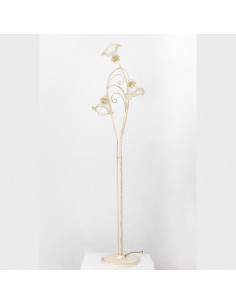 Piantana in vetro di Murano mod: Ca Venier