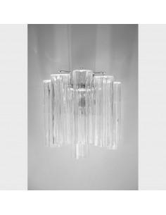 Applique in Murano glass, mod: Polar Star