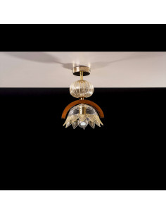 Ceiling light with Stick