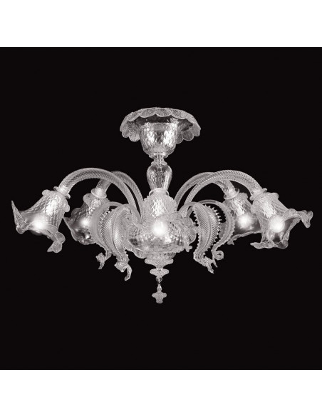 Ca'Venier crystal (ceiling light)