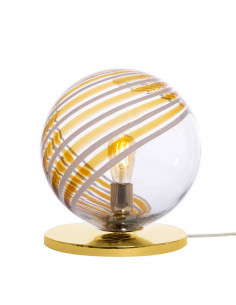 Spiro - Murano glass sphere lamp